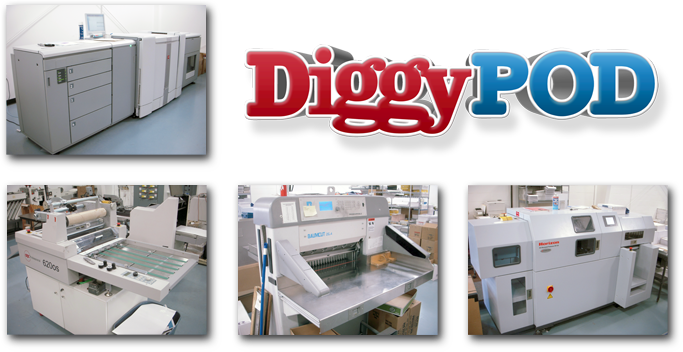about DiggyPOD