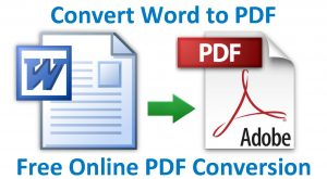 pdf conversion software