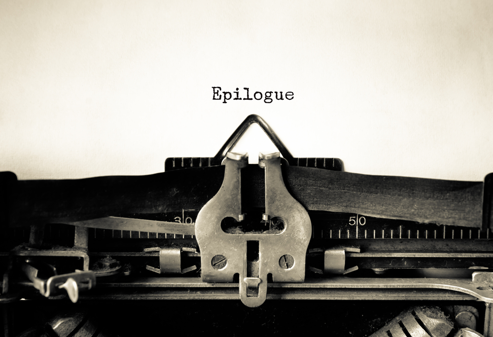 what is an epilogue