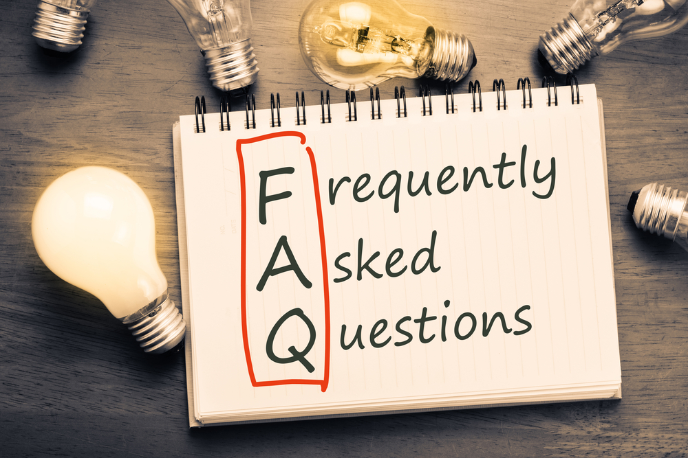 FAQs about self-publishing