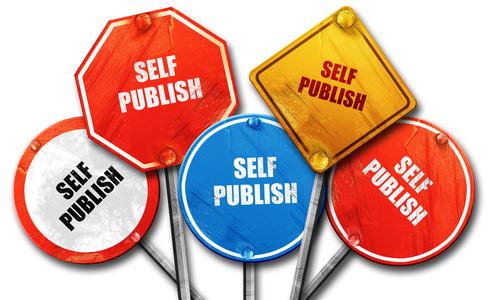 self-publishing vanity press