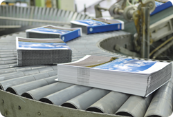 book printing production