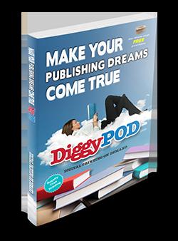 DiggyPOD Book
